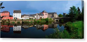 River Nore, Kilkenny, County Kilkenny Canvas Print by The Irish Image Collection