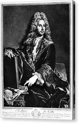 Robert De Cotte Canvas Print by Granger