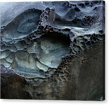 Rock Erosion 2 Koh Kut Canvas Print