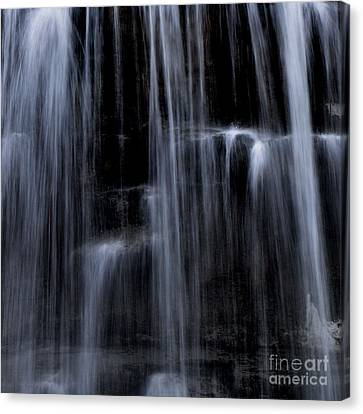Rock Glen Water Falls Canvas Print