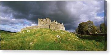 Rock Of Cashel, Cashel, Co Tipperary Canvas Print by The Irish Image Collection