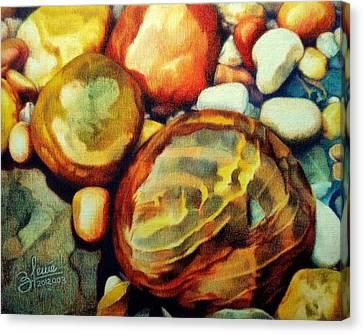 Rocksody In Dm Canvas Print by Bleuie  Acosta