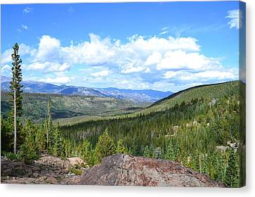 Rocky Mountain National Park2 Canvas Print