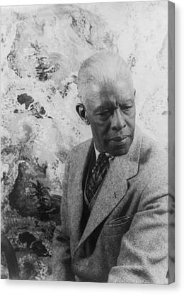 Roland Hayes 1887-1977, African Canvas Print by Everett