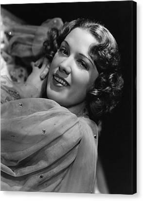 Rosalie, Eleanor Powell, 1937 Canvas Print by Everett