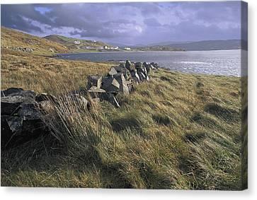 Rosguill Peninsula Canvas Print