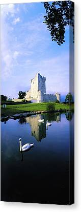 Ross Castle, Lough Leane, Killarney Canvas Print by The Irish Image Collection