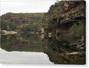Ross Graham Gorge Canvas Print