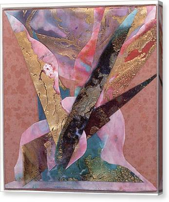 Royal Birds Canvas Print by Seaon Ducote