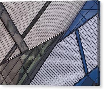 Royal Ontario Museum, Toronto, Ontario Canvas Print by Keith Levit