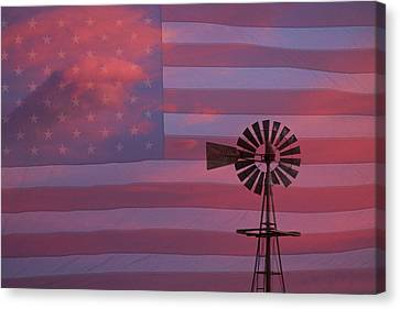Rural America Canvas Print by James BO  Insogna