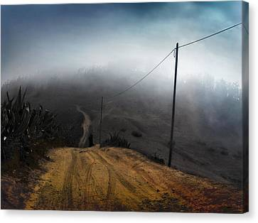 Ruralscape #4 Canvas Print