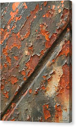 Rust IIi Canvas Print by Winston Rockwell