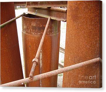 Rust Canvas Print by Phillip Steele