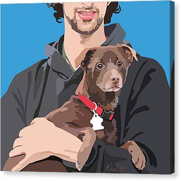 Safe Place Canvas Print by Kris Hackleman