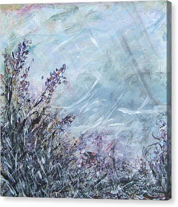 Sailing Canvas Print by Brenda Berdnik