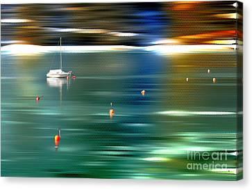 Sailing  Canvas Print by Hannes Cmarits