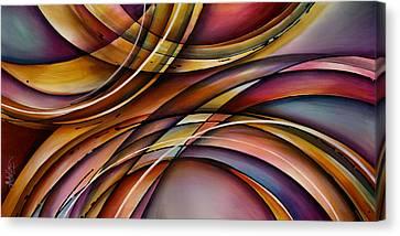'sails' Canvas Print by Michael Lang