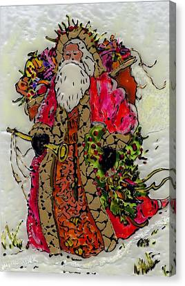 Saint Nicholas Canvas Print by Phil Strang