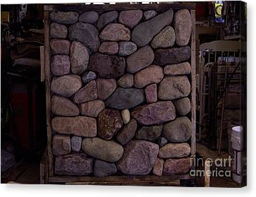 Sample Board Canvas Print by The Stone Age