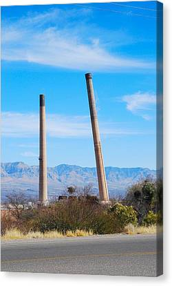 San Manuel 5 Canvas Print by T C Brown