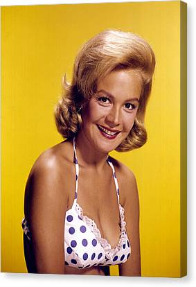 Sandra Dee, C. Early 1960s Canvas Print by Everett