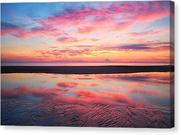 Sandz-a-bar Canvas Print