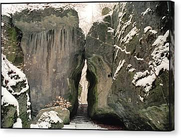 Sanspareil Canvas Print by Franz Roth