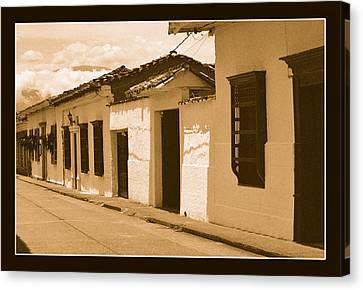 Santa Fe No Iv Canvas Print