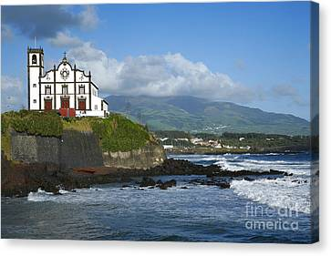 Sao Roque Church Canvas Print by Gaspar Avila