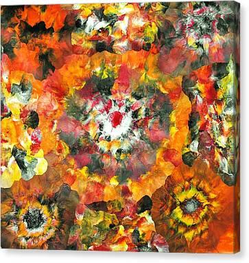 Sarv Uttrav Canvas Print by Sumit Mehndiratta