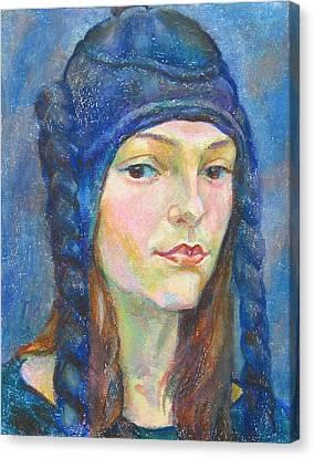 Sasha Toncheva Canvas Print