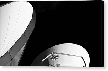 Satellites  Canvas Print