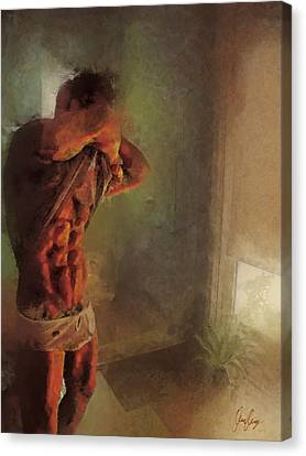 Marcin Canvas Print - Saturday Afternoon by Marcin and Dawid Witukiewicz