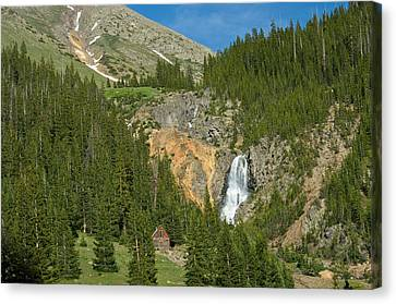 Scenic Colorado - 4786 Canvas Print