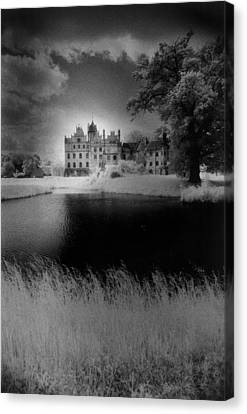 Schloss Basedow Canvas Print by Simon Marsden