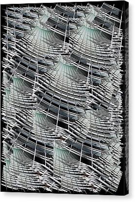 Scraper Canvas Print by Tim Allen