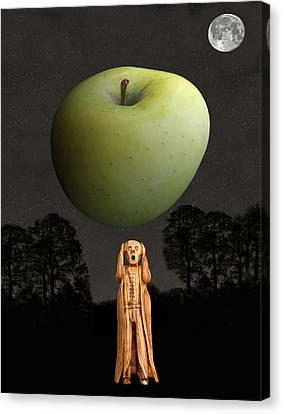 Scream New York Canvas Print by Eric Kempson