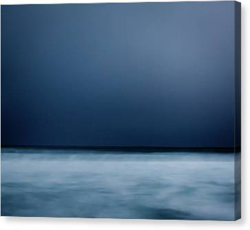 Norway Canvas Print - Sea And Sky, Giske, Norway by Www.kennethenstad.com