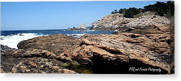 'sea Level' Canvas Print by PJQandFriends Photography