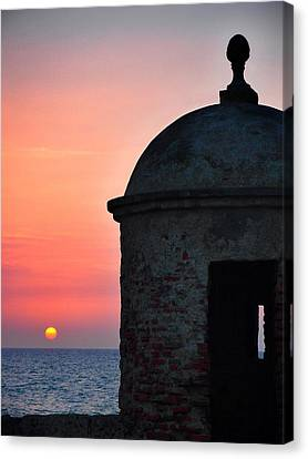 Sea Muse Canvas Print by Skip Hunt