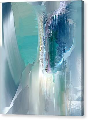 Sea Odyssey Nb 3 Canvas Print