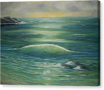 Sea Peace Canvas Print