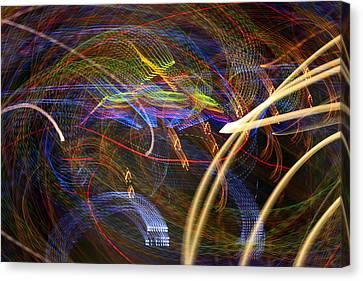 Seance Swirl Canvas Print