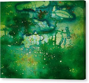 Searching Canvas Print by Scott Harrington