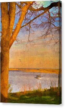 Cape Cod Canvas Print - Seaside by Michael Petrizzo
