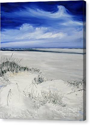 Seaside Oregon Canvas Print