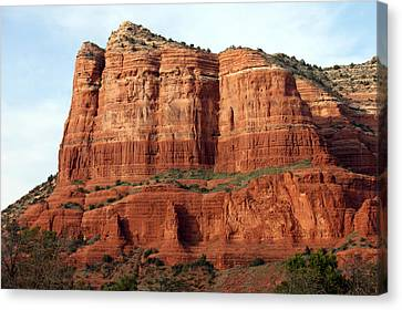 Sedona Red Canvas Print