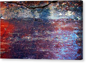 Sedona Red Rock Zen 53 Canvas Print