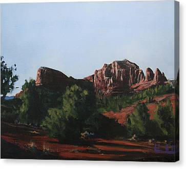 Sedona Summer Canvas Print